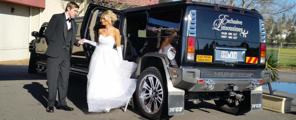 Exclusive limousine 2