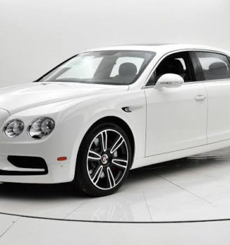 Bentley Flying Spur White Hire Melbourne